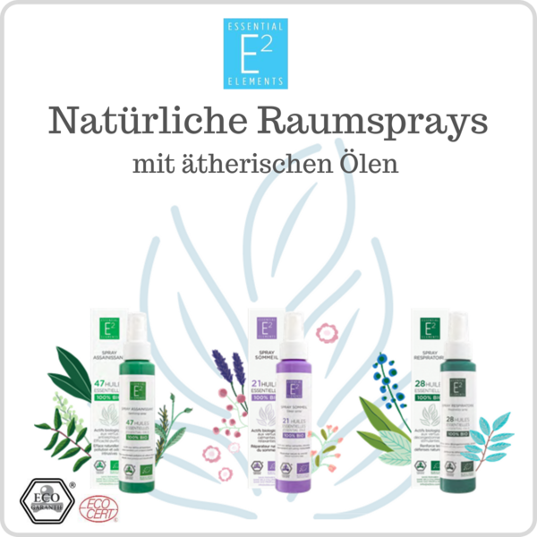 E2 Essential Elements - biologische Raumsprays