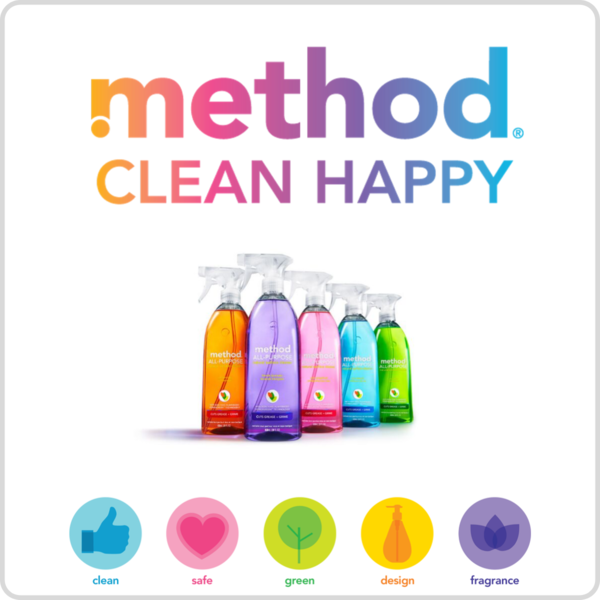 Method - clean happy