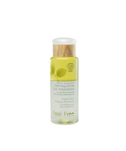 Feel Free Instant Duo Make-Up Remover Bio 100 ml