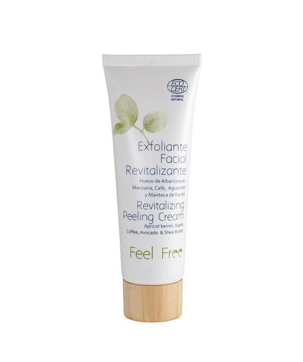 Feel Free Revitalisierende Peelingcreme Bio 75 ml