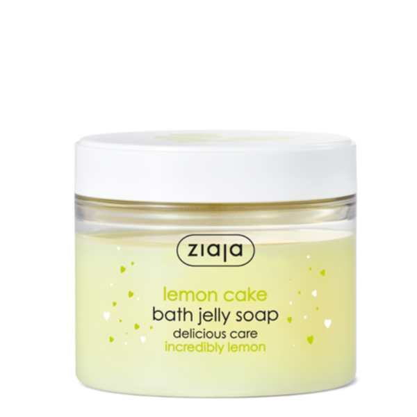 Ziaja Lemon Cake Jelly Badeseife 260 ml